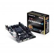 Tarjeta Madre GIGABYTE GA-F2A68HM-H 2xDDR3 PCI-E USB3 HDMI Socket FM2+ -Negro