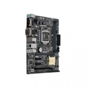 Дънна платка Asus H110M-C/CSM, H110, LGA1151, DDR4, PCI-E (DVI&VGA), 4x SATA 6Gb/s, 4x USB 3.1, micro ATX