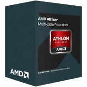 AMD CPU Carrizo Athlon X4 845 3.5/3.8GHz Boost,4MB,65W,FM2, with silent cooler box AD845XACKASBX