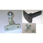 REHAUSSE 6 TROUS ENTRAXE 90 - Accessoires attelages ATNOR