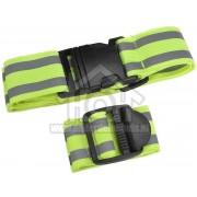 Arrow-Tech Band Armband en riem Reflecterende set, 2 dlg 007309