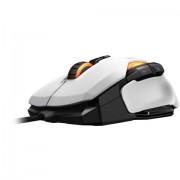 Mouse, Roccat Kone AIMO, Gaming, RGBA Smart Customization, USB, White (11-815-WE)