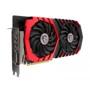 MSI GTX 1060 GAMING X 6G, GeForce GTX 1060, 6GB/192bit GDDR5, DVI/HDMI/3xDP, TWIN FROZR VI