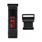 Curea material textil UAG Active Strap Apple Watch (44/42mm) Black