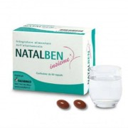 Italfarmaco S.P.A. Natalben Insieme 60 Cps