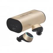 HEADPHONES, CREATIVE Outlier, Wireless, с докинг кутийка, Gold