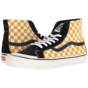 Vans SK8-Hi 138 Decon SF (Surf Check) BlackSunflower