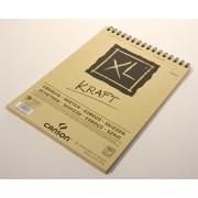 Canson blok XL Kraft A4