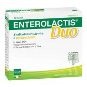 Sofar Spa Enterolactis Duo Polvere 20 Bustine