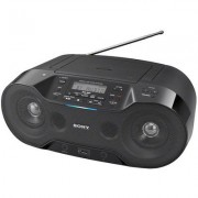Sony ZS-RS70BTB, tragbares Audiosystem CD, DAB, DAB+, NFC, Bluetooth, USB