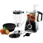 Cello Kitchen Chef KC-FP-200 500-Watt Food Processor (Black and white) 500 W Food Processor(Black)