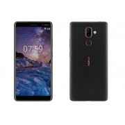 "Smartphone, NOKIA 7 PLUS TA-1055, 6.0"", Arm Octa (2.2G), 4GB RAM, 64GB Storage, Android 8.1, Black"
