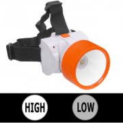 Rechargeable Ultra Bright 1 Big Led Headlamp Headlight Head Lamp Torch Flashlight - 44 B