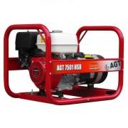 Generator curent AGT 7501 HSB RR Premium Line , putere 6.4 kVA , motor Honda