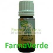 Ulei Esential de Eucalipt 10 ml Herbavit