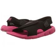 Nike Sunray Adjust 4 (Little KidBig Kid) BlackRush Pink