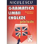 Gramatica limbii engleze prin teste/Alexandra Mihaescu, Elena Rieswick