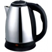 RetailShopping RS-1kettle Electric Kettle(1.8 L, Silver, Black)