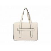Bézs Valódi bőr üzletitáska rendelhető színekben