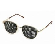 Látásjavító szemüveg E-P szemtréner - fémkeretes