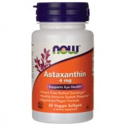 Now astaxanthin 4mg 60 Softgels