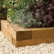 Rowlinson Timber Blocks Bed Builders