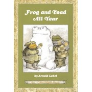 Frog and Toad All Year, Hardcover