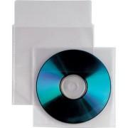 Buste Porta CD/DVD in PPL 800 Micron Con Aletta e Biadesivo...