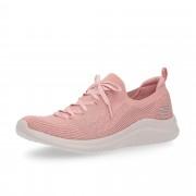 SKECHERS Slip on Ultra Flex con lacci decorativi