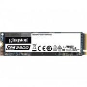 KINGSTON 1TB M.2 NVMe SKC2500M8/1000G SSDNow KC2500 series