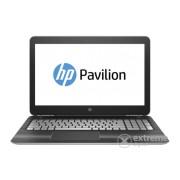 Laptop HP Pavilion 15-bc007nh X5X89EA, argintiu, layout tastatura maghiara