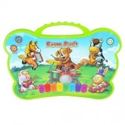 Wishtime Kids Farm Animal Musical Touch Play Singing Toy