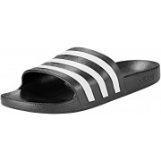 adidas Adilette Aqua Sandals Herr core black/ftwr white/core black UK 12 EU 47 1/3 2019 Badskor & Sandaler