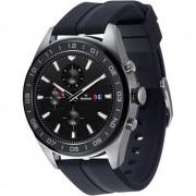 Ceas Smartwatch LG Watch W7, W315, 44mm, Wi-Fi, GPS, IP68, Stainless Steel, Silver