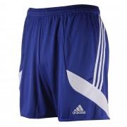 adidas Nova voetbalbroekje blauw/wit kinderen