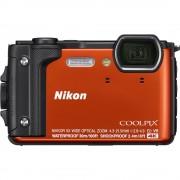 Nikon Coolpix W300 Aparat Foto Compact Subacvatic Video 4K Wi-Fi Portocaliu