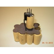 12V 2000mAh пакет батерия за винтоверт