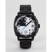 Nixon X Star Wars Executioner Trooper Charger Bracelet Watch In Black - Black