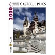 Puzzle Castelul Peles 1000 piese vertical Noriel