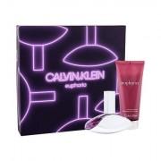 Calvin Klein Euphoria confezione regalo Eau de Parfum 50 ml + lozione per il corpo 100 ml donna