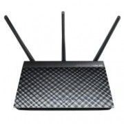 Рутер Asus DSL-N55U Annex A, Wireless N Router, 600 Mbps, ADSL, 4x Port 1000Mbps, USB 2.0