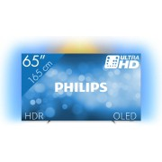 Philips Superslanke 4K UHD OLED Android TV 65OLED803/12