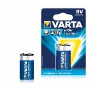 ELEM VARTA 9V 6LR61 HIGH ENERGY /1 DB