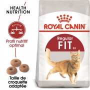 Royal Canin Regular Fit 32 pour chat - 10 kg