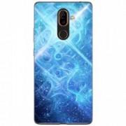 Husa Vibrant Light Blue Nokia 7 Plus