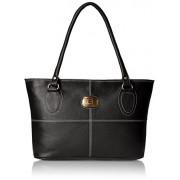 Meridian Women's Hand Bag Black (mrb-048)