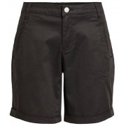 Vila Dámské kraťasy Chino Rwre New Shorts-Noos Black 40