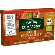 Natur Compagnie Bouillon met Rundvlees Suikervrij