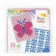 Pixelhobby Presentask Nyckelringsset Fjäril 3x4cm
