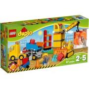 Lego Klocki konstrukcyjne DUPLO Wielka Budowa 10813